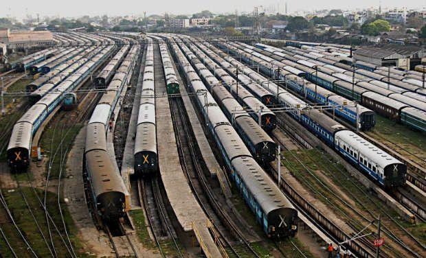 trenuri china