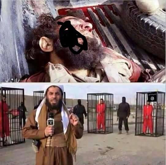 terorist impuscat