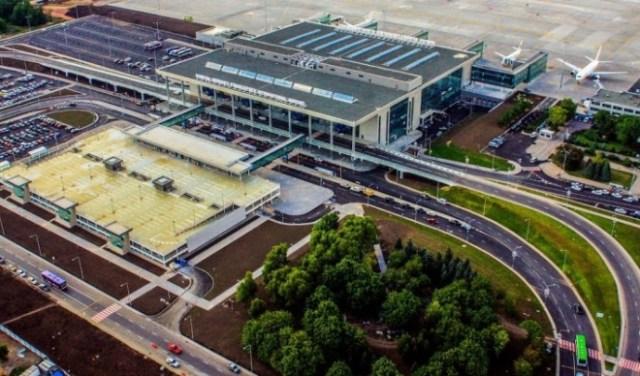 aeroportul din donetsk
