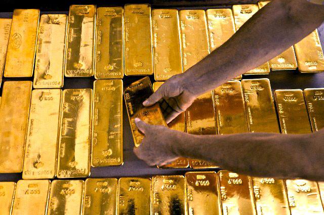 Raport: Iată care sunt țările cu cele mai mari rezerve de aur – Pe ce loc se situează România?