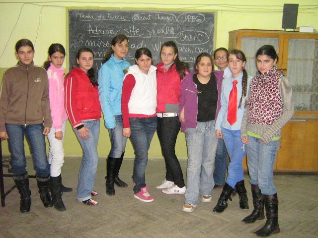 scoala de fete