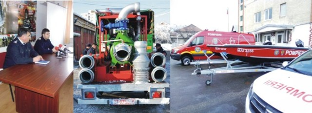 pompierii noi
