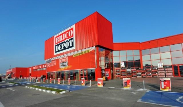 Brico Depot exterior magazin
