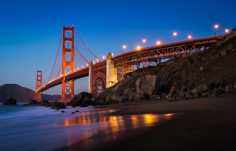 Golden Gate pod