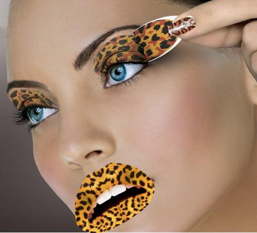 buze de leopard