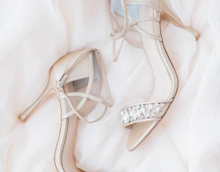 Pantofi de mireasă pentru o femeie unică