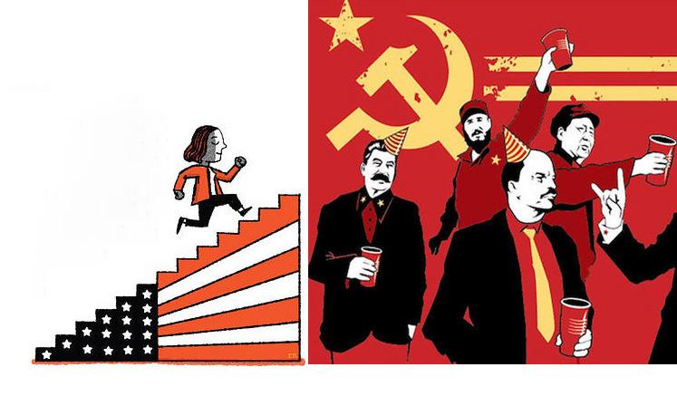 Doi pași înainte, unul înapoi. Transformarea de la capitalism la comunism și vice versa