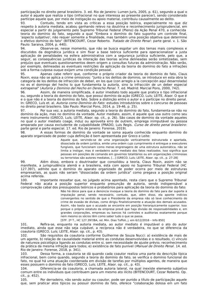 Responsabilidade subjetiva ambiental - IBAMA reconhece responsabilidade subjetiva
