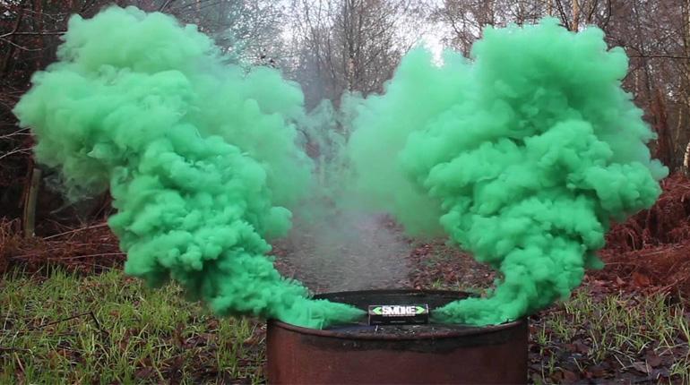Airsoft Smoke Grenades