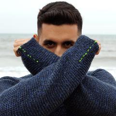 #greyknight – Pullover für Männer