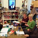 workshop: Socken mit Rundstricknadel