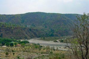 Ramganga valley near Ramnagar, UP, home of mahseer and goonch catfish