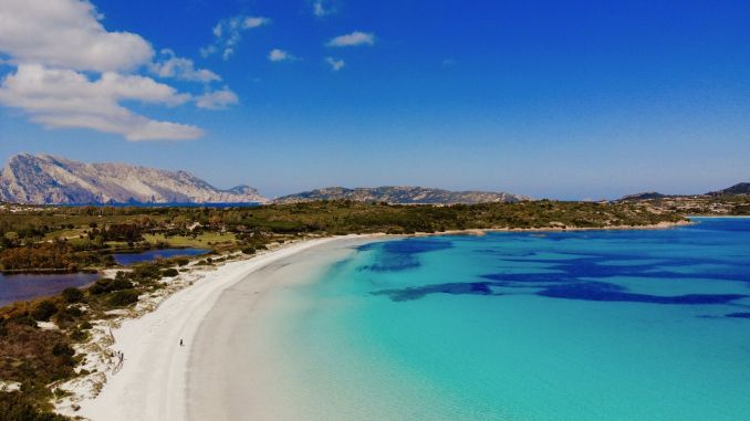Pizza, hospitality and dream beaches: In our travelogue from Sardinia we present you the third largest island in the Mediterranean. Photo: Sascha Tegtmeyer