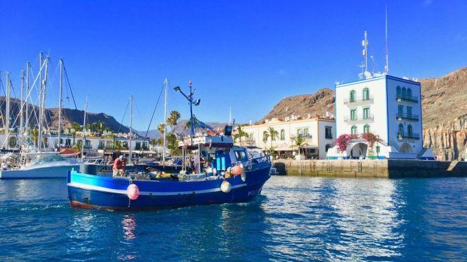 Die Marina von Puerto de Mogan: Von hier aus lassen sich viele Tauchspots ansteuern.Die Marina von Puerto de Mogan: Von hier aus lassen sich viele Tauchspots ansteuern. Foto: Sascha Tegtmeyer