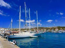 Neue Marina auf Gran Canaria: die Insel setzt vermehrt auf Luxusurlaub. Foto: Sascha Tegtmeyer