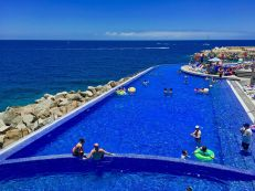 Im Infinity Pool lässt sich ordentlich relaxen. Foto: Sascha Tegtmeyer