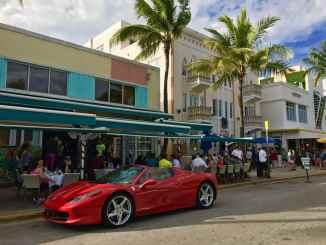 Miami Beach: Im Luxusurlaub in Florida kann man ordentlich Geld lassen – und dafür auch wirklich guten Service genießen! Foto: Sascha Tegtmeyer