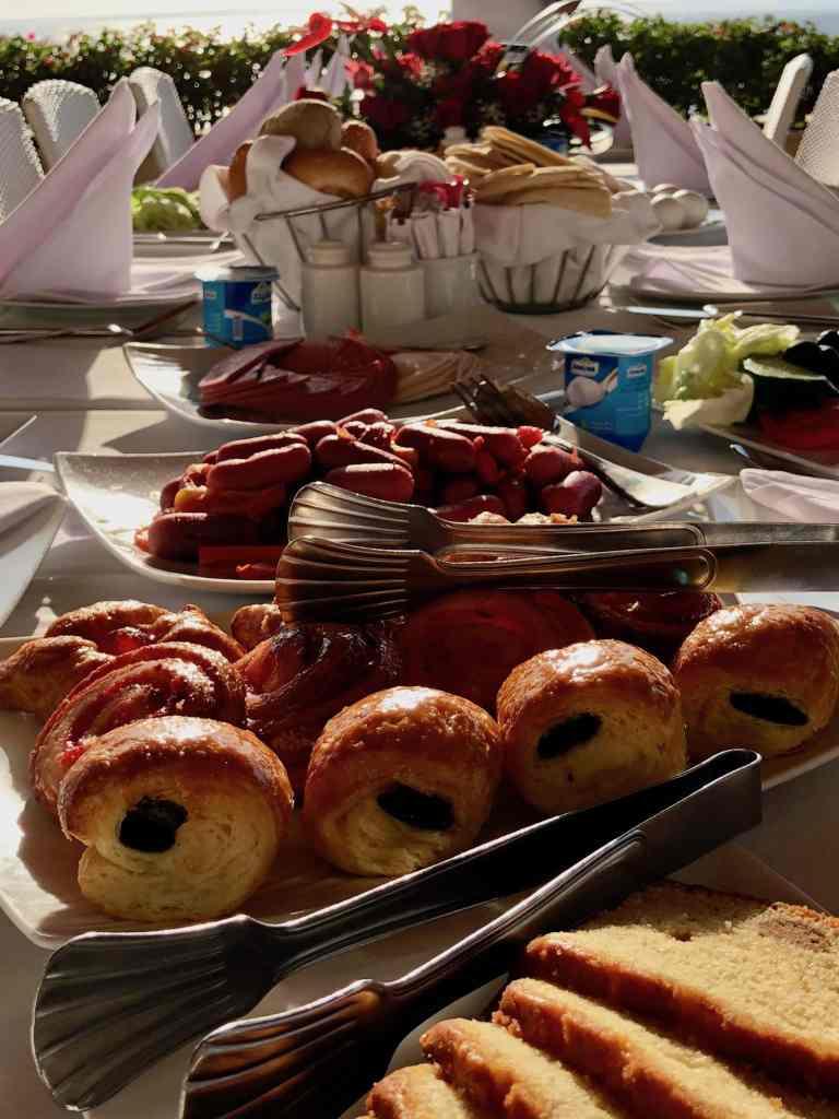 Das Essen im Cleopatra Luxury Resort Sharm El Sheikh war ausgezeichnet: Besonders das Frühstück hatte es uns angetan. Foto: Sascha Tegtmeyer