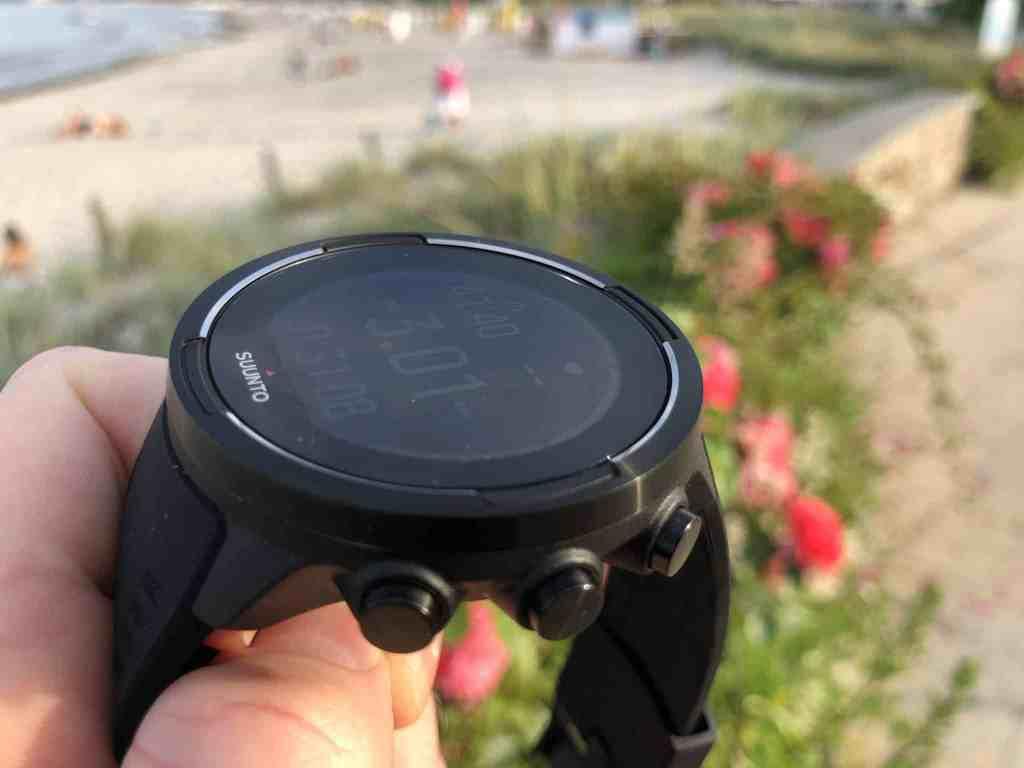 Ein verlässlicher Begleiter unter den Multisport-Uhren: die Suunto 9 Baro. Foto: Sascha Tegtmeyer