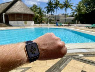 Test 5 della serie Apple Watch: cosa fa il nuovo Smartwatch per atleti, tifosi all'aperto e attivi? Foto: Sascha Tegtmeyer