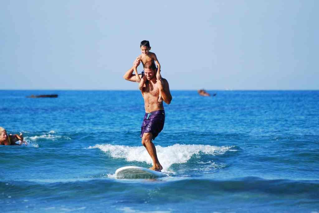 Im Familienurlaub lassen sich die Interessen aller Familienmitglieder unter einen Hut bringen. Foto: Unsplash