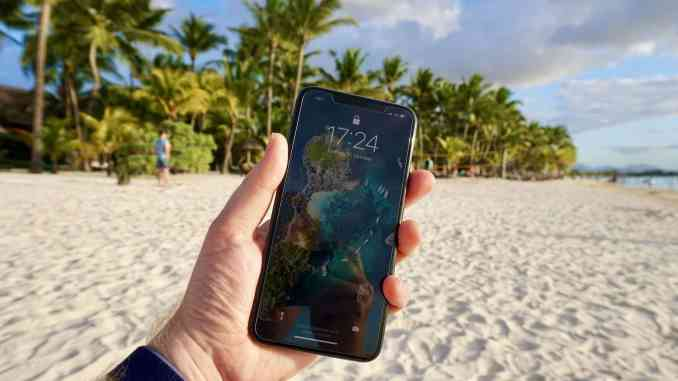 iPhone 11 Pro Max en la prueba: ¿Solo fotografías de teléfonos inteligentes en vacaciones? Foto: Sascha Tegtmeyer