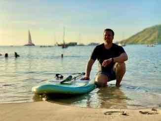 SUP auf Phuket: Tipps zum Stand Up Paddling an Thailands Traumstränden bekommt Ihr in unserem Erfahrungsbericht. Foto: Sascha Tegtmeyer