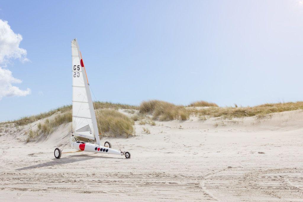 Die Nordseeküste bietet lange und ausgedehnte Sandstrände. Foto: Unsplash