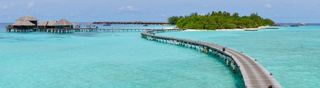 Auf den Malediven sind auch jetzt noch Urlauber gestrandet – wann werden Fernreisen wieder möglich sein? Foto: Sascha Tegtmeyer