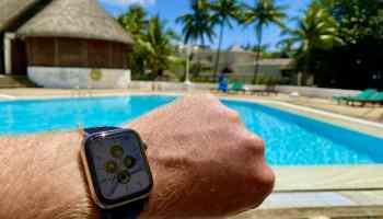 Die Apple Watch Series 5 hat in meinem Sportuhren Test 2020 sehr gut abgeschnitten. Foto: Sascha Tegtmeyer