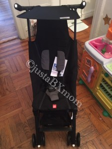 I was supplied this stroller in exchange for my honest review! All opinions are honest and solely my own.