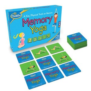 Yoga Memory - JustaBXmom