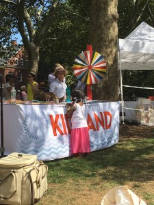 jazz age lawn party - kids table - justabxmom