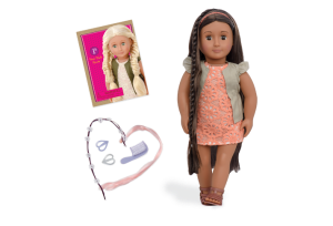 our generation hair style 18 inch doll