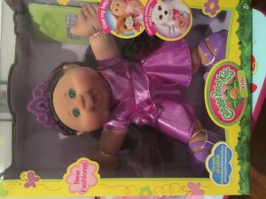 cabbage patch kids glitzy girl