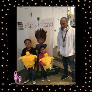 pip's island interactive theater
