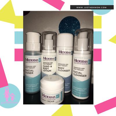 merderma ag - body cleanser - facial cleanser - face cream - toner - skin care