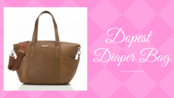 babymel, diaper bag, anya, purse, mom bag