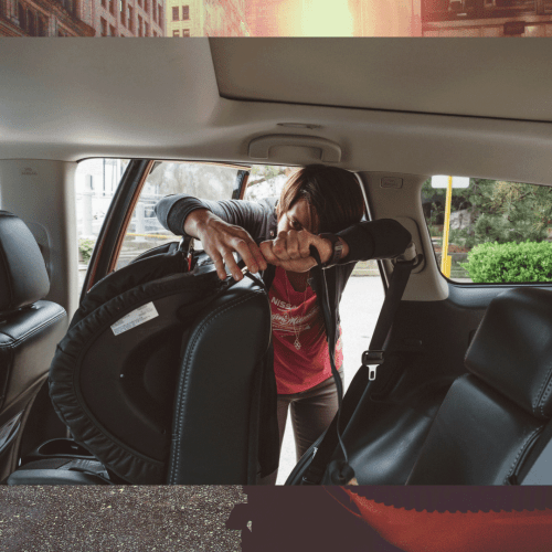 car seat safety, nissan