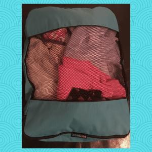 packing cube, travelwise, eatsmart