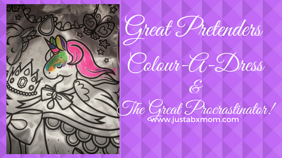great pretenders, color, unicorns