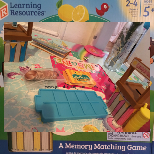 lil lemonade standoff, learning resources, #learningresources, matching game