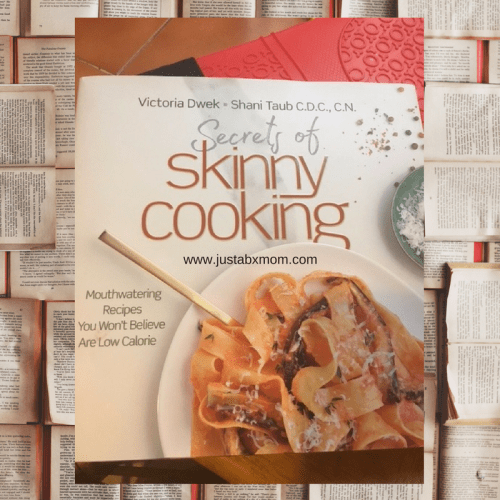 skinny cooking, low calorie, cookbook, recipes