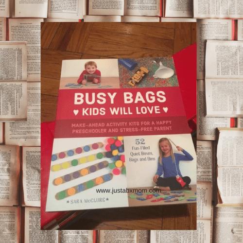 busy bags, diy, crafts, preschool, busy box, busy bin