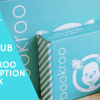 bookroo, subscription box, children's books, books, reading time, monthly
