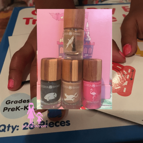 surya brasil, nail polish, review