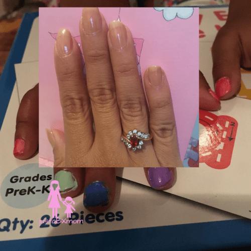 surya brasil, pampas cat, nail polish
