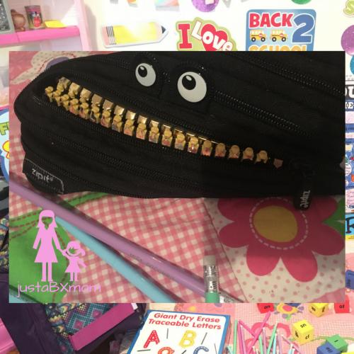 zipit, pencil case, monster, googly eyes