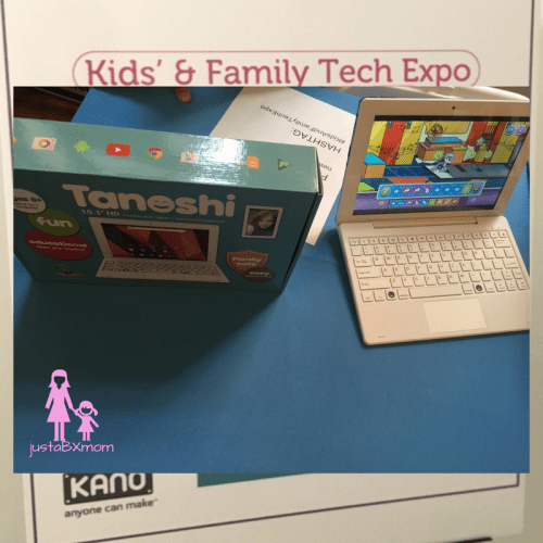 tanoshi, children's computer, tech