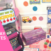 back to school, bts, school supplies, burton, bixbee, zipit, cookies, oriental trading